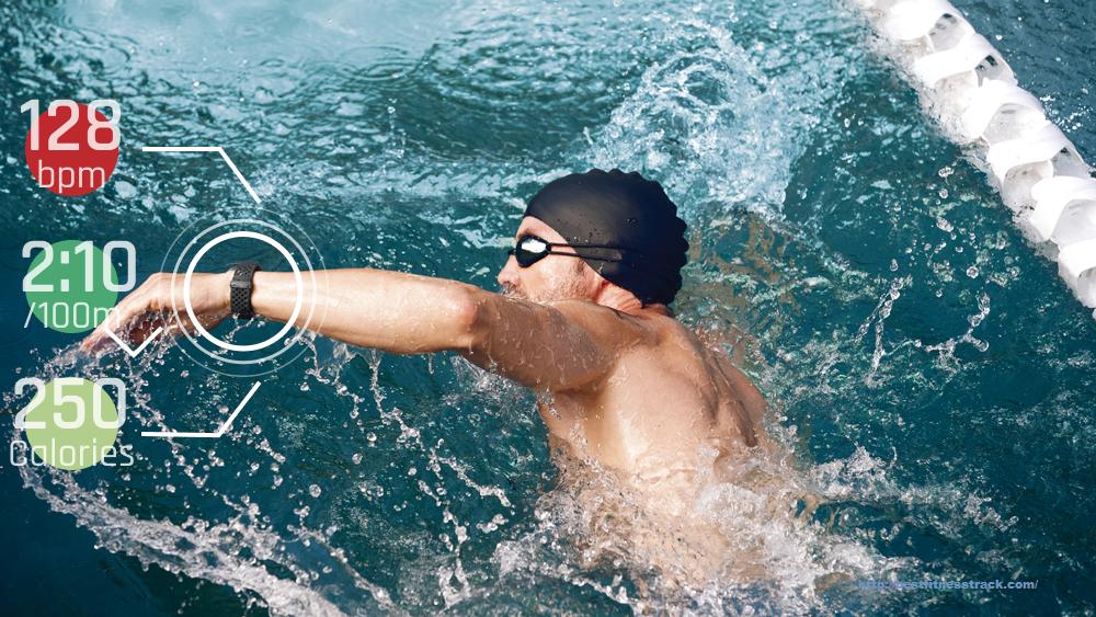 Best Fitness Tracker for Swimming 2021