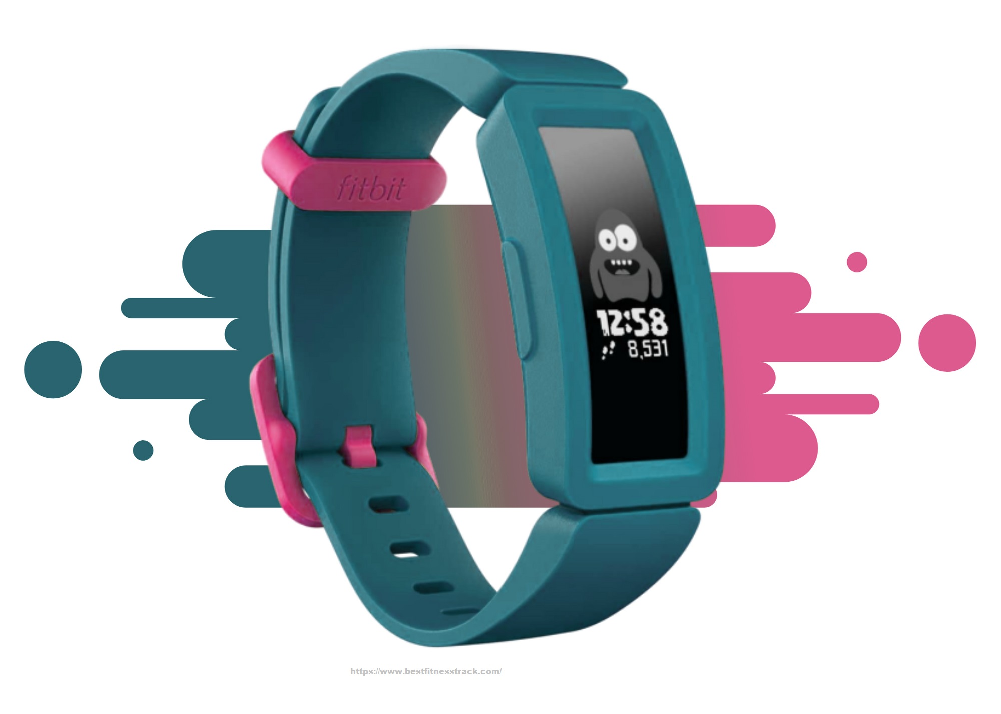 How does a Fitbit works